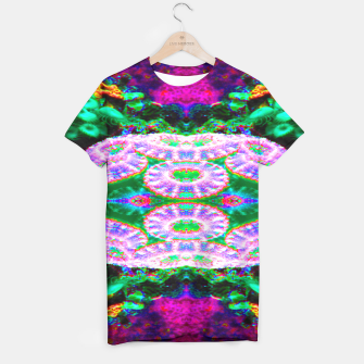 Thumbnail image of Acan Saucer T-shirt, Live Heroes