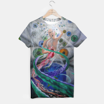 Thumbnail image of LiberationThroughDisillusion T-shirt, Live Heroes