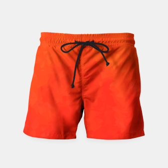 Thumbnail image of Hot Watercolor Swim Shorts, Live Heroes