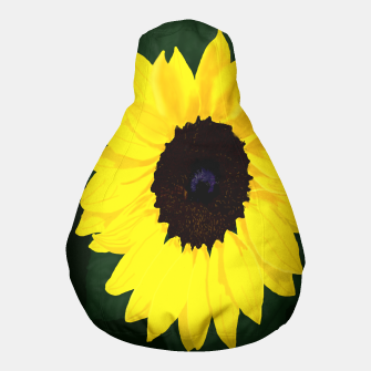 Thumbnail image of Sunflower Pouf, Live Heroes