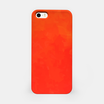 Thumbnail image of Hot Watercolor iPhone Case, Live Heroes