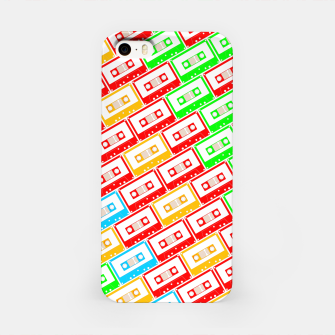 Thumbnail image of Mix-taped iPhone Case, Live Heroes