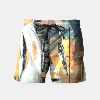 Thumbnail image of Shine Swim Shorts, Live Heroes