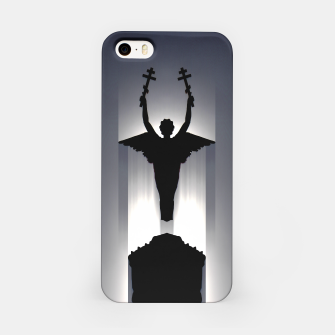 Thumbnail image of bl3551n6 iPhone Case, Live Heroes