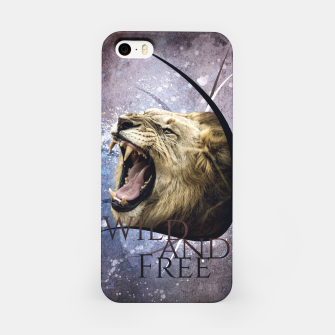 Thumbnail image of Wild and Free iPhone-Hülle, Live Heroes