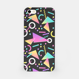 Thumbnail image of 80s Pot iPhone Case, Live Heroes