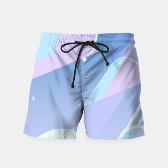 Thumbnail image of I Hope The Stars Will Align Swim Shorts, Live Heroes