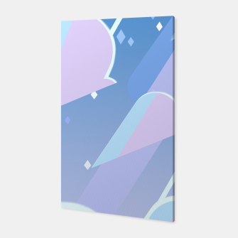 Thumbnail image of I Hope The Stars Will Align Canvas, Live Heroes