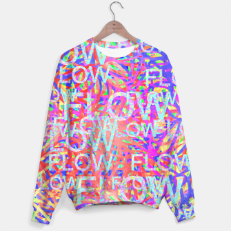Thumbnail image of flow Sweater, Live Heroes