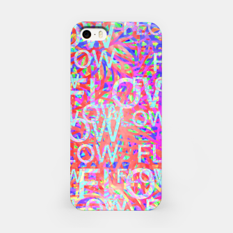 Thumbnail image of flow iPhone Case, Live Heroes