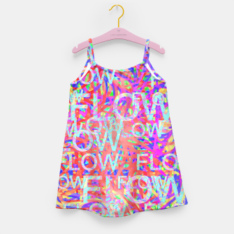 Thumbnail image of flow Girl's Dress, Live Heroes