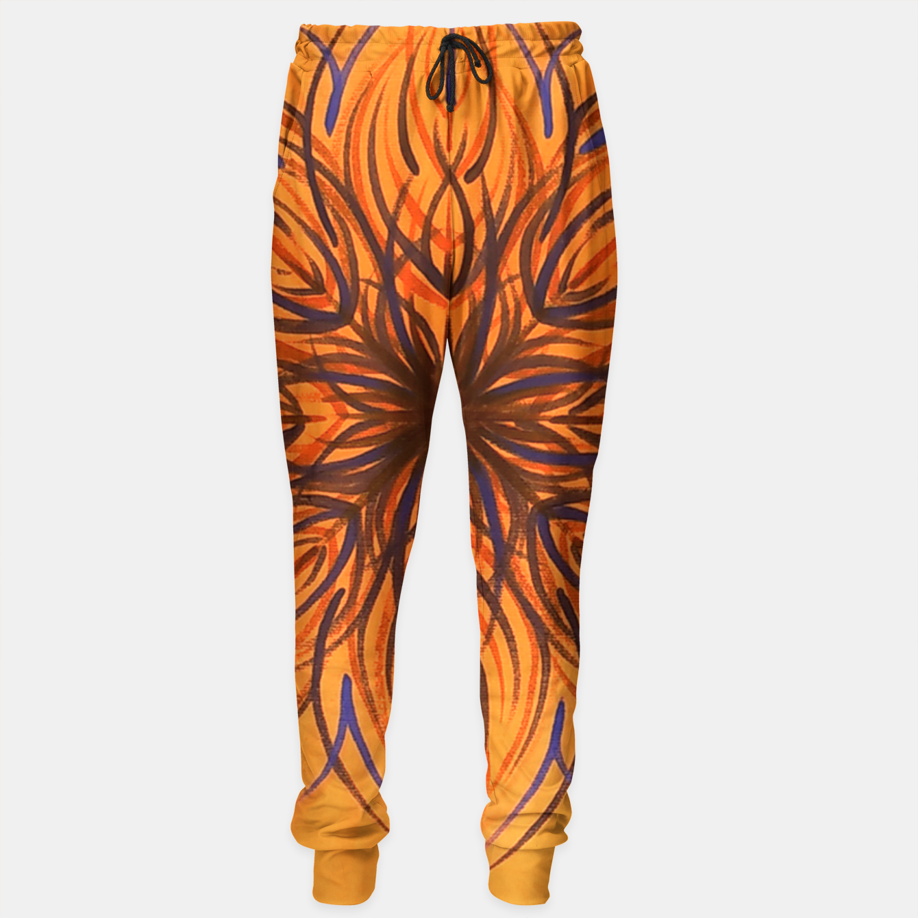 Image of Burgandy Butterscotch Sweatpants - Live Heroes