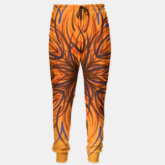 Thumbnail image of Burgandy Butterscotch Sweatpants, Live Heroes