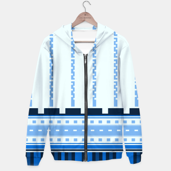 Thumbnail image of Blue Industry Hoodie, Live Heroes
