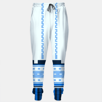 Thumbnail image of Blue Industry Sweatpants, Live Heroes