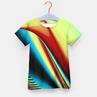 Thumbnail image of Sunset on The Beach Kid's T-shirt, Live Heroes