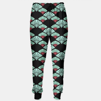 Thumbnail image of Turquoise Night Sweatpants, Live Heroes