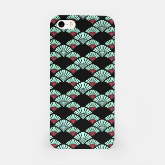 Thumbnail image of Turquoise Night iPhone Case, Live Heroes