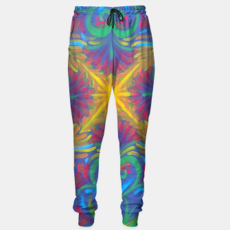 Thumbnail image of Deep Strokes Sweatpants, Live Heroes