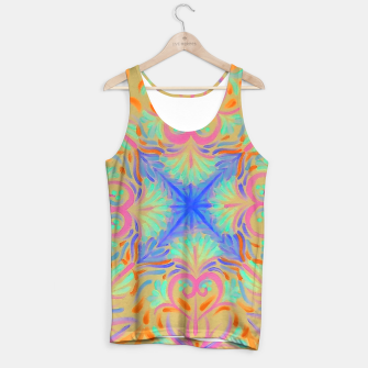 Thumbnail image of Creamsicle  Tank Top, Live Heroes