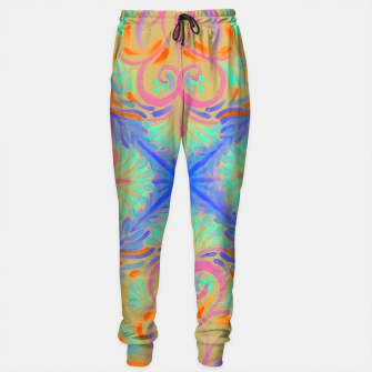 Thumbnail image of Creamsicle  Sweatpants, Live Heroes