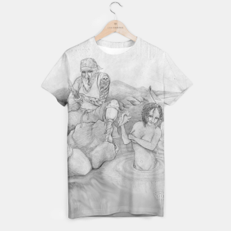 Thumbnail image of Sirens gift T-shirt, Live Heroes