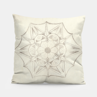 Thumbnail image of Flower Diamond Pillow, Live Heroes