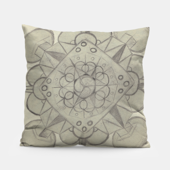 Thumbnail image of Tinker Toy Pillow, Live Heroes
