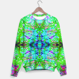 Thumbnail image of Alien Eyes Sweater, Live Heroes