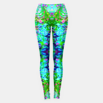 Thumbnail image of Alien Eyes Leggings, Live Heroes