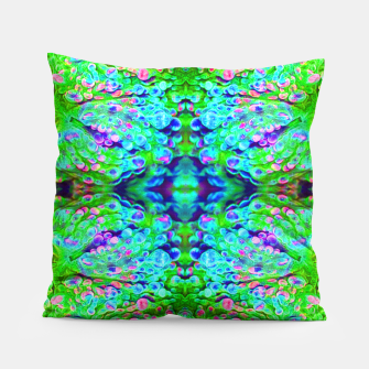 Thumbnail image of Alien Eyes Pillow, Live Heroes