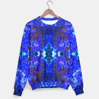 Thumbnail image of Blue bulbs 1 Sweater, Live Heroes