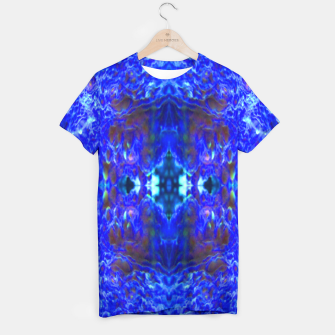 Thumbnail image of Blue bulbs 1 T-shirt, Live Heroes