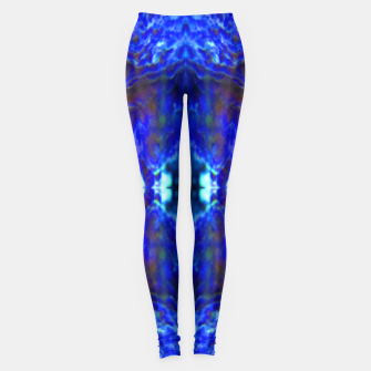 Thumbnail image of Blue bulbs 1 Leggings, Live Heroes