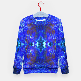 Thumbnail image of Blue bulbs 1 Kid's Sweater, Live Heroes