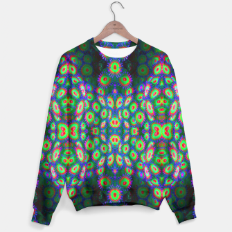 Thumbnail image of Tripp Zoa Cluster Sweater, Live Heroes