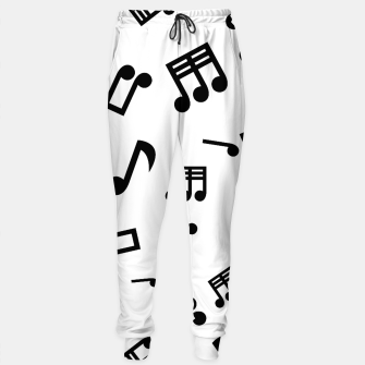Thumbnail image of 4 Notes Sweatpants, Live Heroes