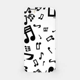 Thumbnail image of 4 Notes iPhone Case, Live Heroes