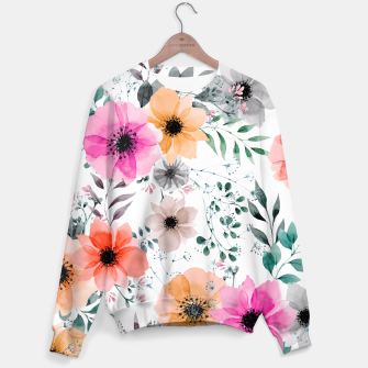 Thumbnail image of Papaver Rhoeas Sweater, Live Heroes