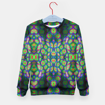 Thumbnail image of Tripp Zoa Cluster Kid's Sweater, Live Heroes