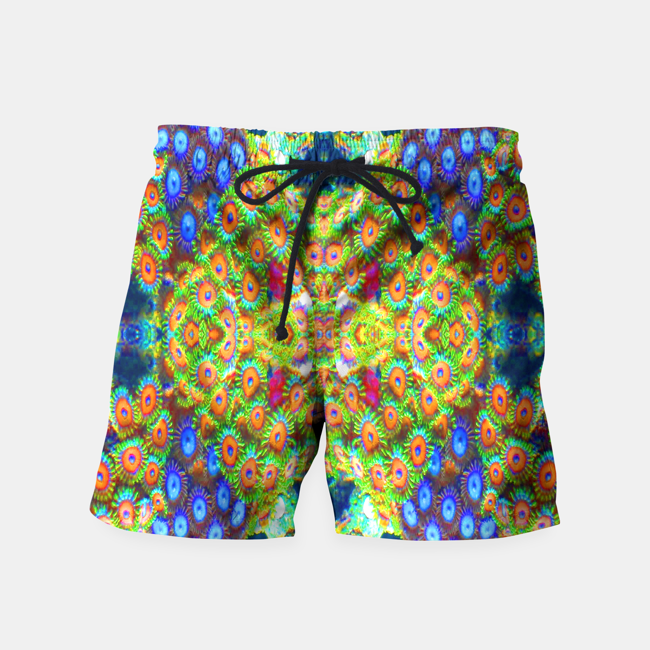 Image of Zoanthind Time Swim Shorts - Live Heroes