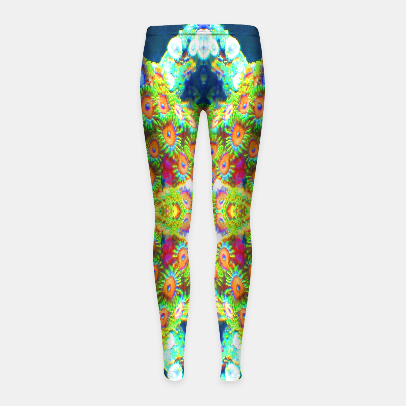 Image of Zoanthind Time Girl's Leggings - Live Heroes