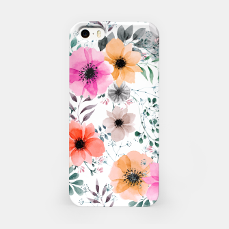 Thumbnail image of Papaver Rhoeas iPhone Case, Live Heroes