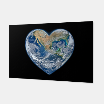 Thumbnail image of World love Canvas, Live Heroes