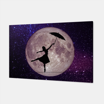 Thumbnail image of Moon Dancer Canvas, Live Heroes