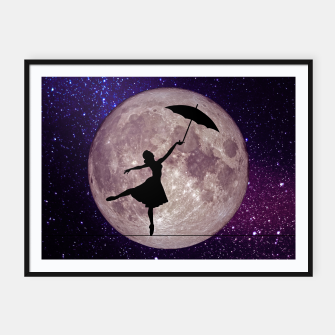 Thumbnail image of Moon Dancer Plakaty w ramie , Live Heroes