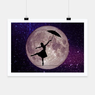 Thumbnail image of Moon Dancer Plakat, Live Heroes