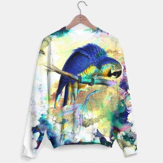 Thumbnail image of Bird Tropical Sweater, Live Heroes