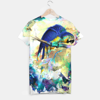 Thumbnail image of Bird Tropical T-shirt, Live Heroes