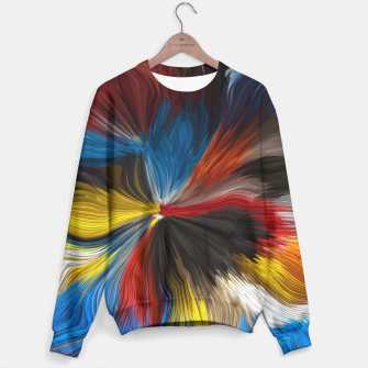 Thumbnail image of Liquid Colors Sweater, Live Heroes